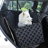 YOHOOLYO Autoschondecke Wasserdicht Auto Hundedecke Autorücksitz für Hunde Rücksitz Schützt Ihr Auto vor Schmutz