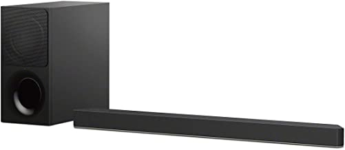 Sony HT-X9000F Soundbar with Wireless Subwoofer: X9000F 2.1ch Dolby Atmos Sound Bar and Subwoofer - Home Theater Surround Sound Speaker System for TV - Bluetooth and HDMI Arc Compatible Bar