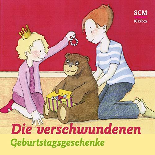 Maike - Die verschwundenen Geburtstagsgeschenke audiobook cover art