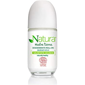 Instituto Español Desodorante - Nature Mother Earth Apto para veganos, 75 ml