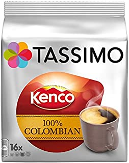Tassimo - Kenco - 100% Colombian - 136g