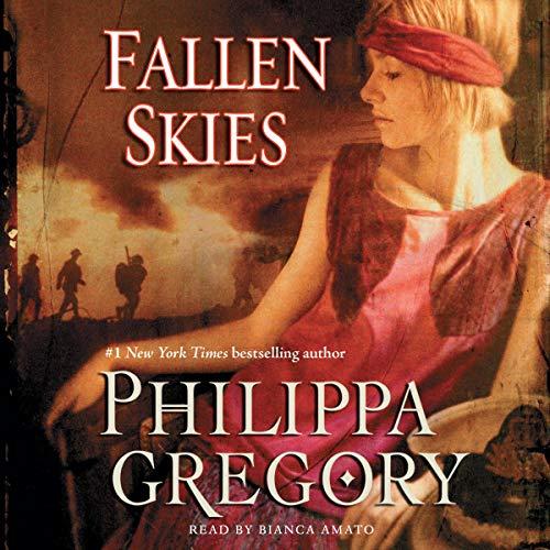 Fallen Skies audiobook cover art