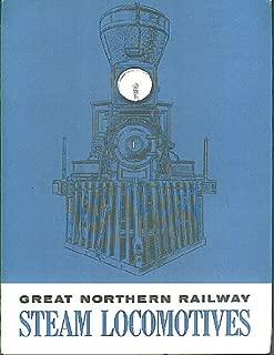 Great Northern Railway Steam Locomotives