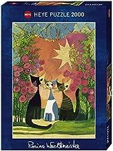 Heye 29721 - Puzzle Estándar, Rosas 2,000 Partes, Rosina Wachtmeister, Multicolor