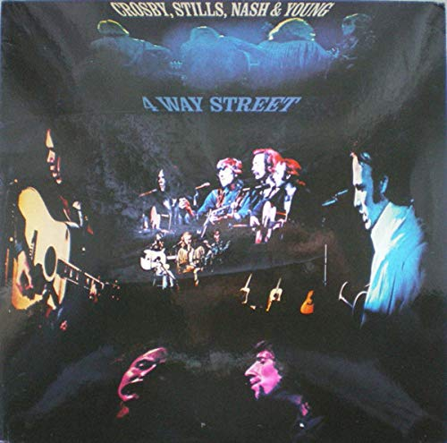 Crosby, Stills, Nash & Young - 4 Way Street - Atlantic - ATL 60 003, Atlantic - 60 003 (2-902)