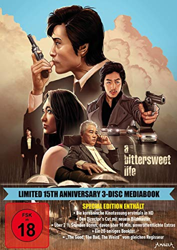 A Bittersweet Life LTD. - 15th Anniversay 3-Disc Mediabook [Blu-ray]
