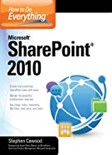 How to Do Everything Microsoft SharePoint 2010