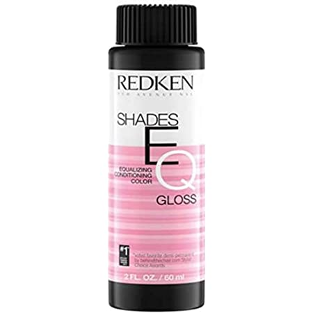 Redken Shades EQ Demi-Permanente Brillo para el Cabello N° 010N Delicado Natural, 60 ml