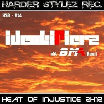 Heat of Injustice 2k12