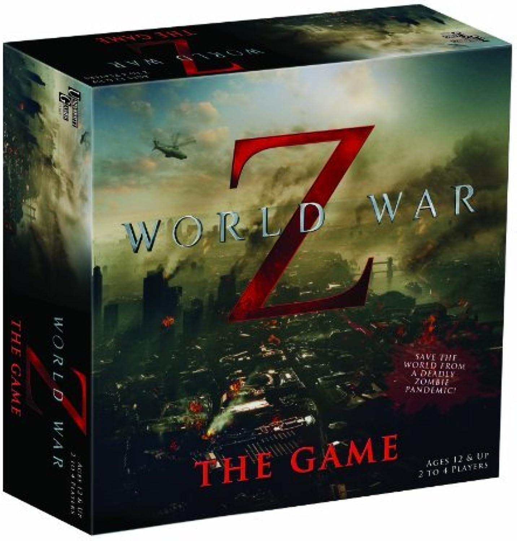 hasta un 60% de descuento World War Z Board Juego by by by University Juegos  excelentes precios