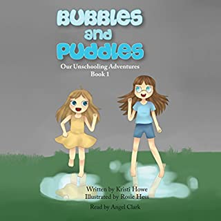 Bubbles and Puddles audiobook cover art