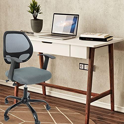 CELLBELL® C103 Medium-Back Mesh Office Chair[Grey]