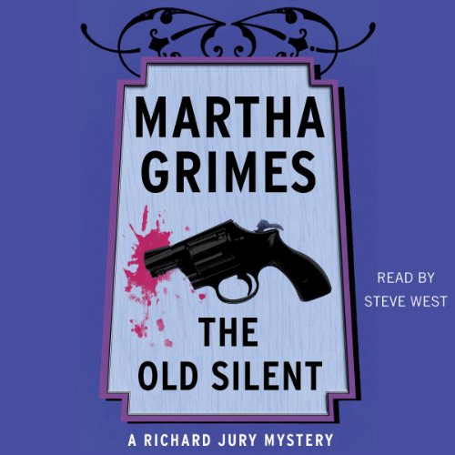 The Old Silent audiobook cover art