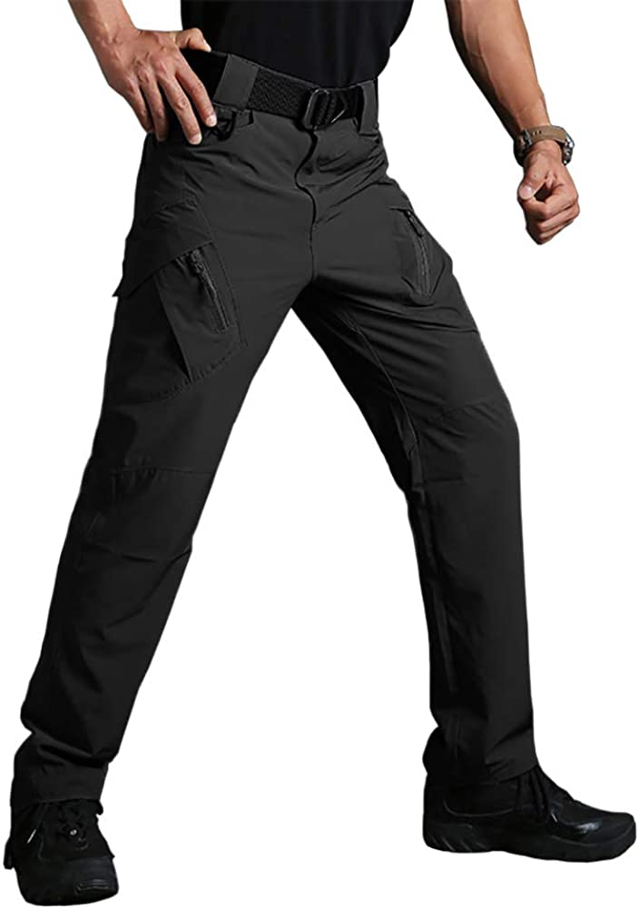 BIYLACLESEN Men's 67% OFF of fixed price Outdoor Ripstop Military Pants Pockets L Multi gift