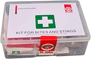 St John Bites and Stings First Aid Kit,