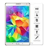 Ganvol Prime Films de Protection écran en Verre Trempé pour Samsung Galaxy Tab S 8.4 Pouce WIFI...