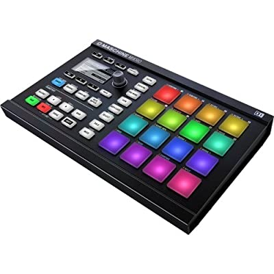 Native Instruments Maschine Mikro MK2 Groove Production Studio - Black