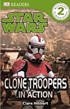 Clone Troopers In Action (Turtleback School & Library Binding Edition) (Dk Readers Level 2 Beginning to Read Alone Star Wars)