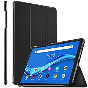 ELTD Case for Lenovo Tab M10 Plus,Flip Premium Slim light Shell Protective Cover Case for Lenovo Tab M10 Plus TB-X606F…
