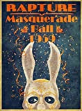 United Mart Poster Rapture Bioshock Masquerade Video Game giclee Poster 12x18 Inch Rolled Poster