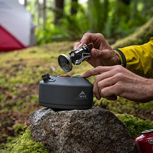 『MSR アウトドア キャンプ ポット ピカ 1L ティーポット 【日本正規品】 39002』の2枚目の画像