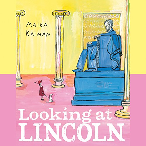 Looking at Lincoln audiobook cover art