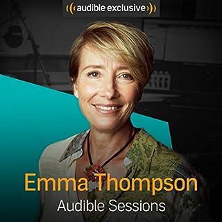 Emma Thompson cover art