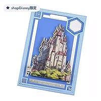 白雪姫 城 キャッスルコレクション ピンバッジ