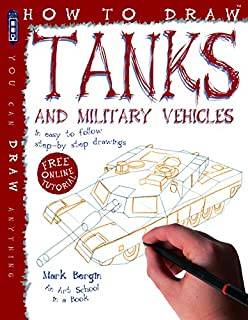 How to Draw Tanks and Military Vehicles (1909645117)   Amazon price tracker / tracking, Amazon price history charts, Amazon price watches, Amazon price drop alerts