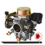labwork Carburetor Fit for Manco Talon Linhai Bighorn ATV UTV Off Road Carb 260cc 300cc