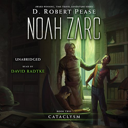 Noah Zarc: Cataclysm audiobook cover art