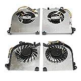DNX Ventilateur Droite et Gauche Compatible pour Ordinateur PC Portable MSI GS60 Côté Gauche Droite, Neuf Garantie 1 an, Fan, Note-X Livraison Gratuite