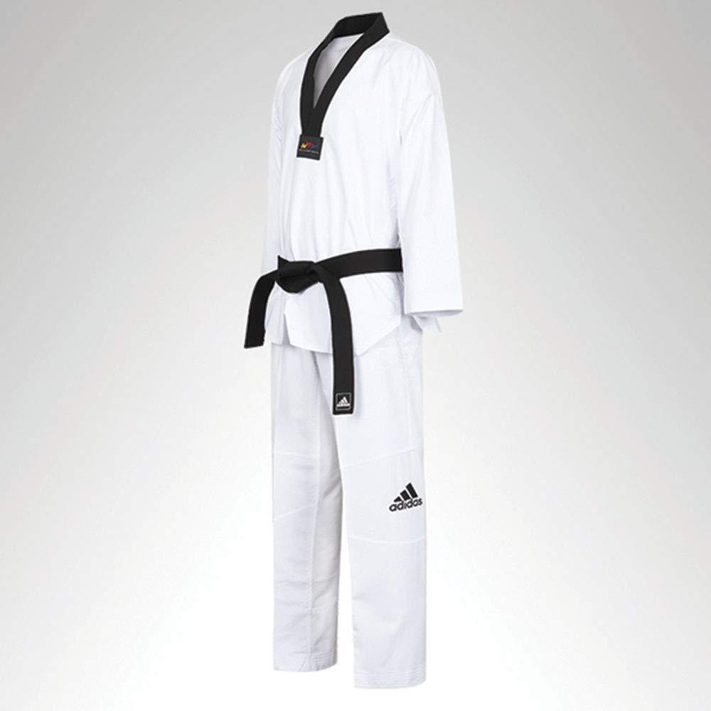 arena directorio granero  adidas Taekwondo dobok Adi Fighter 180 ADITF01: Buy Online at Best Price in  UAE - Amazon.ae