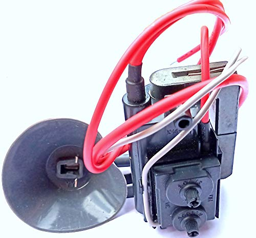 Aseab Powertail BSC25-T1010A EHT Coil Flyback Transformer TV Electronic Components Electronic Hobby Kit
