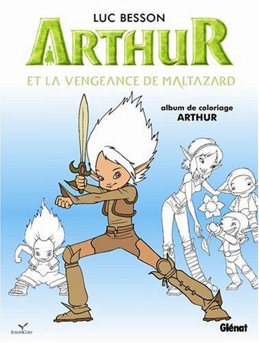 Arthur et la vengeance de Maltazard - Coloriage 1