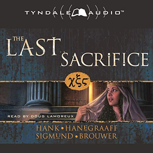 The Last Sacrifice  By  cover art