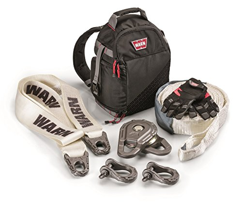 WARN 97570 Heavy-Duty Epic Accessory Recovery Kit - Large