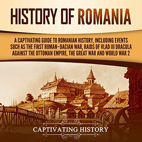History of Romania cover art