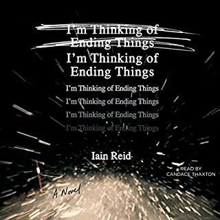 I'm Thinking of Ending Things cover art