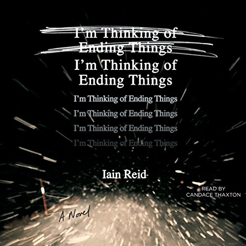 I'm Thinking of Ending Things                   De :                                                                                                                                 Iain Reid                               Lu par :                                                                                                                                 Candace Thaxton                      Durée : 5 h et 22 min     1 notation     Global 3,0