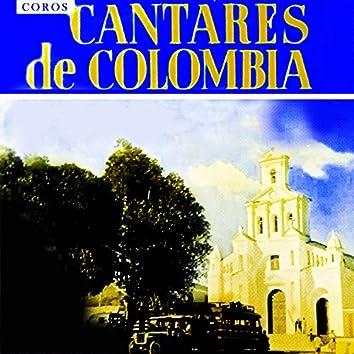 Coros Cantares de Colombia, Vol. IV