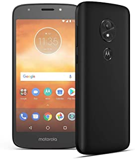Motorola Moto E5 Play 16GB Single Sim - Black