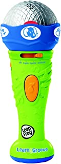 leapfrog musical microphone