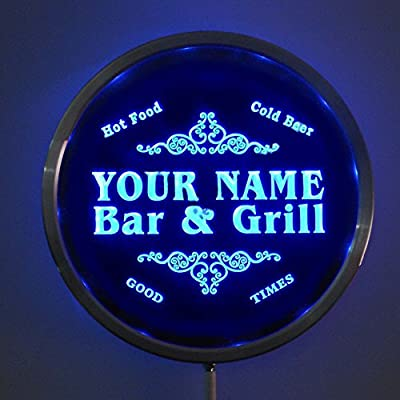 ADVPRO Name Personalized Custom Family Bar & Grill Beer Home Gift Neon Sign st4-u-tm