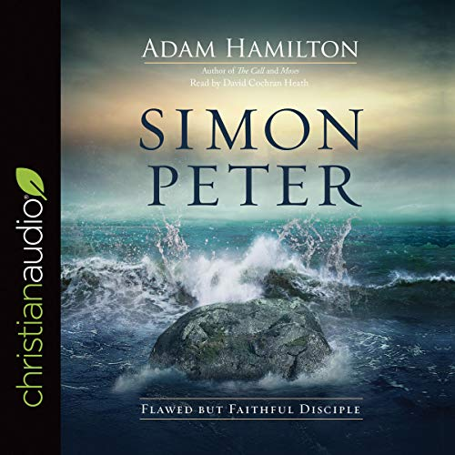 Simon Peter audiobook cover art