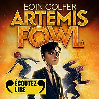 Couverture de Artemis Fowl