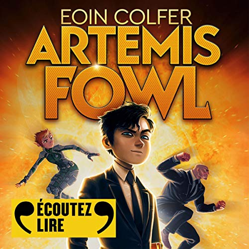 Artemis Fowl [French Version] cover art