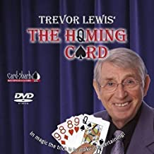 SOLOMAGIA The Homing Card by Trevor Lewis (DVD & Gimmick) - Trucos Magia y la Magia - Magic Tricks and Props