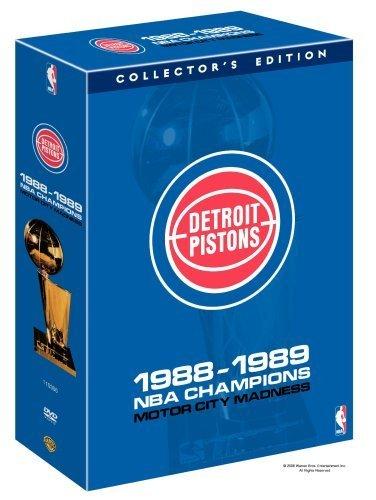 Detroit Pistons: 1988-1989 NBA Champions - Motor City Madness by Team Marketing