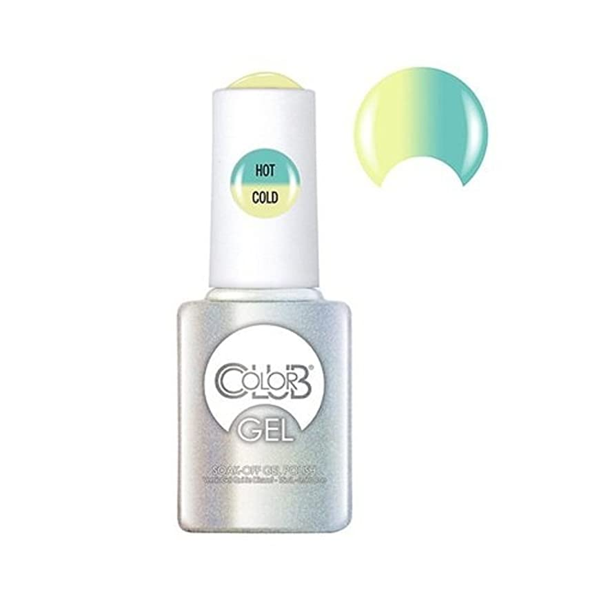 ケーキセーター移民Color Club Gel Polish - Shine Theory - 0.5oz / 15ml